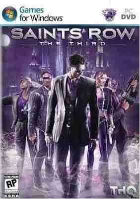 Descargar Saints Row The Third [MULTI2][REPACK][19 DLC] por Torrent